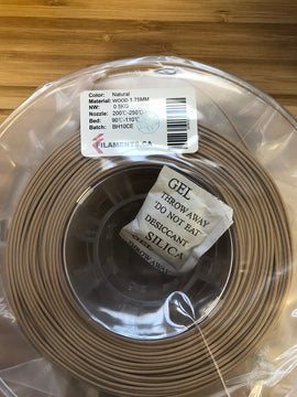 Natural Wood 1.7MM 0.5KG Roll