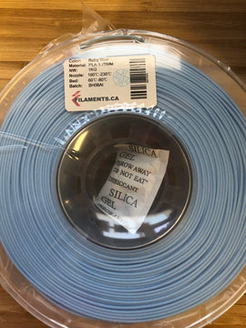 Baby Blue PLA 1.75MM 1KG Roll