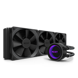 NZXT RL-KRX72-01 Kraken X72 360mm All-in-one Fans
