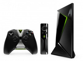 Nvidia Shield Android Box (w/ Remote & Game Controller) (Includes Platinum Programming)