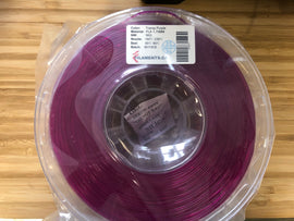 Transparent Purple PLA 1.75MM 1KG Roll