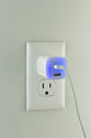 GE USB Wall Charger w/ LED Night Light (2-Port 10W / 2.1A)