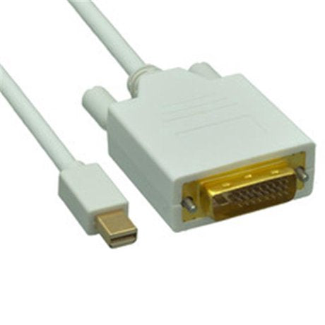 Mini Displayport to DVI Cables