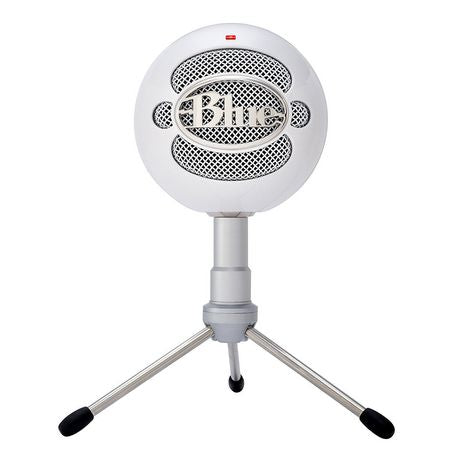 Blue Snowball Plug and Play Microphone