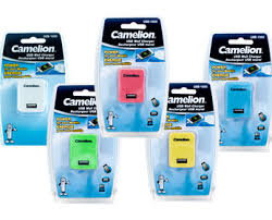 Camelion USB Wall Charger (1-Port 5W / 1A)