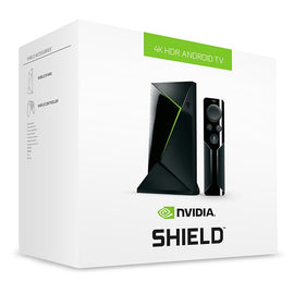 Nvidia Shield Android Box (w/ Remote) (Includes Platinum Programming)