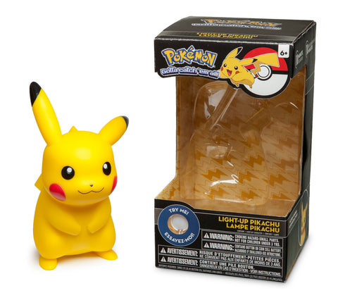 Pokemon Light-Up-Pikachu