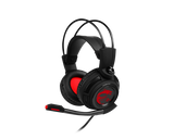 MSI DS502 7.1 Virtual Surround Sound Gaming Headset