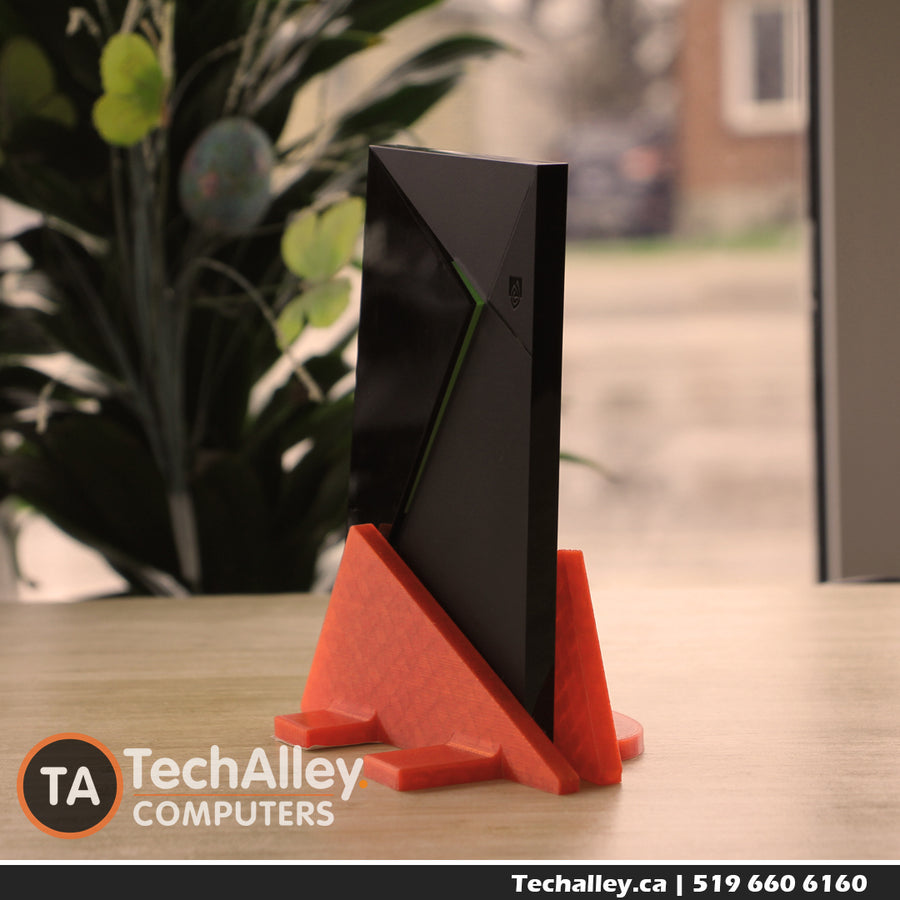 Custom 3D Printed Nvidia Shield Stands!