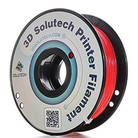 3D Solutech Red PLA 1.75mm 1KG Roll