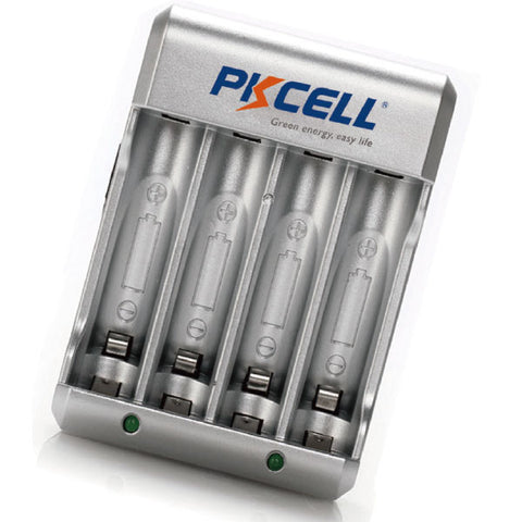 PKCELL Battery Charger 8174