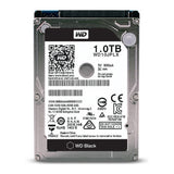 "Western Digital WD Black 1TB 2.5"" 7200 RPM 32MB Cache Hard Drive HDD"