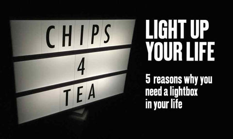 Light up your life Blog