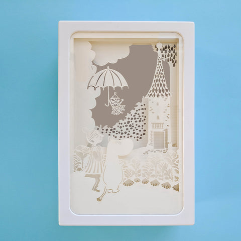 Moomin Shadow Box