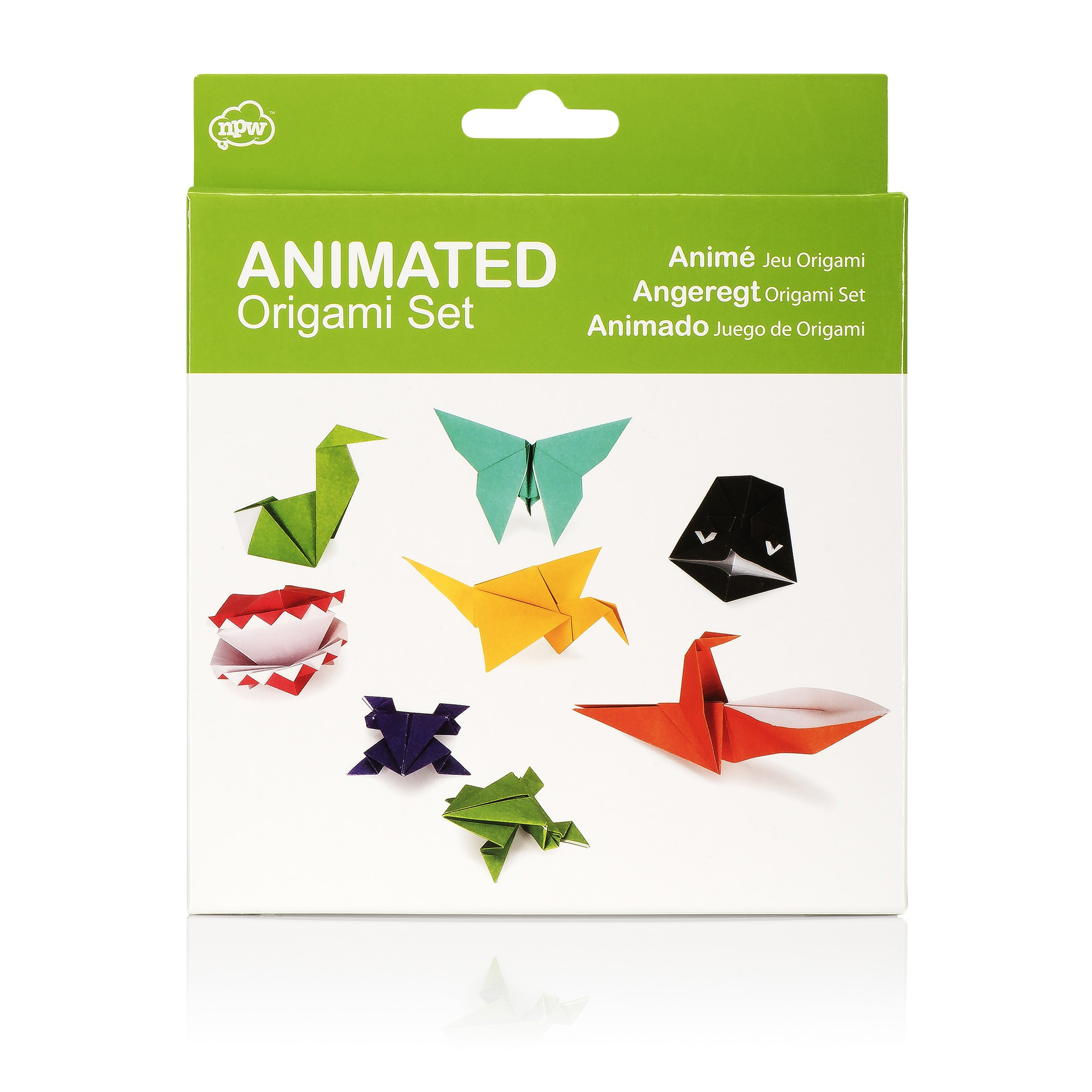 Animated Origami Set Baltic Shop