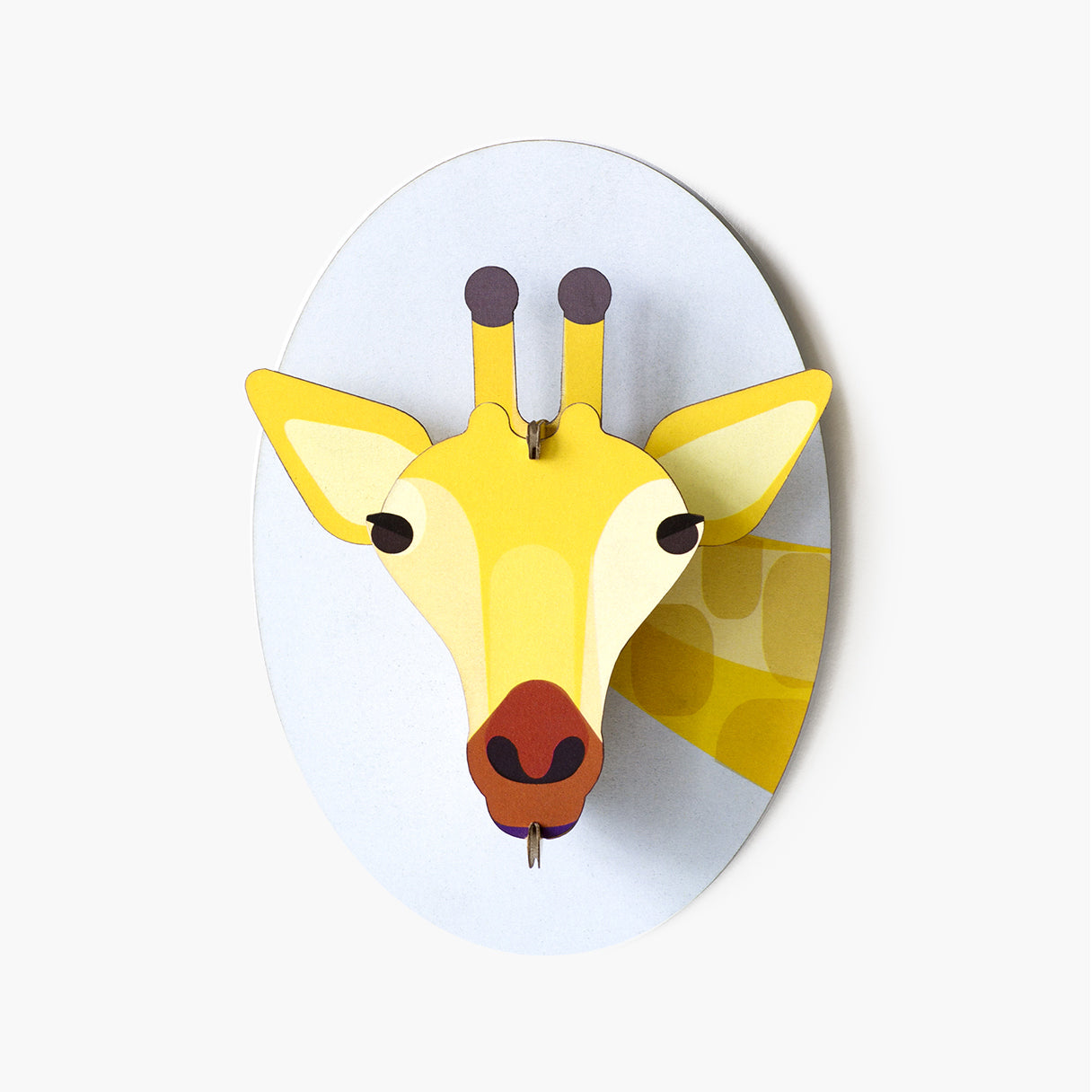 Pop Out Animal Head Wall Art - BALTIC Shop