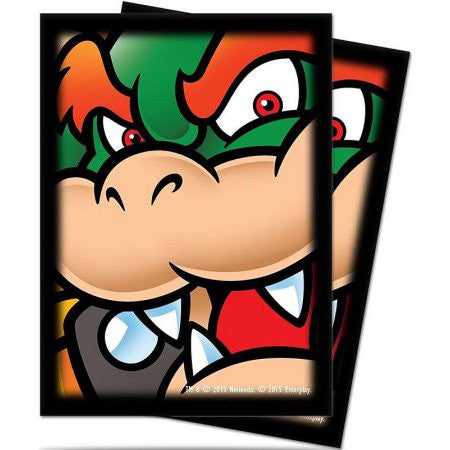 Super Mario Card Sleeves - Bowser