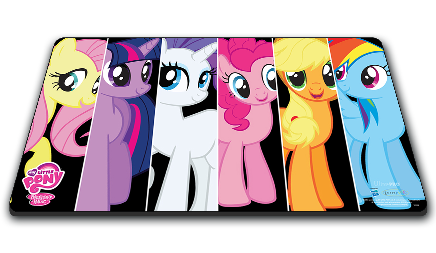 """MLP Play Mat - Mane 6 """"At the Ready"""" – Pack Breakers"""