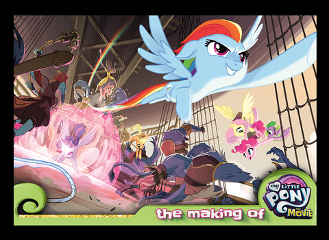 Mlp Movie Trading Card Fun Pack Enterplaystore Com