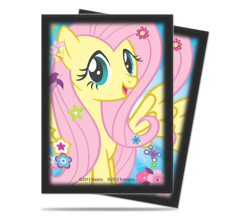 MLP Card Sleeves - Fluttershy