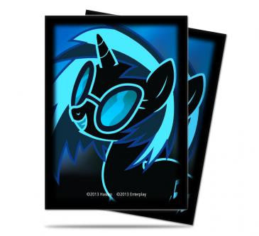 MLP Card Sleeves - DJ Pon-3