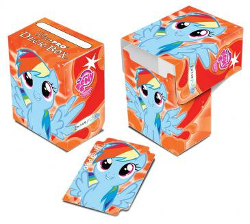 MLP Rainbow Dash Deck Box (2nd version)