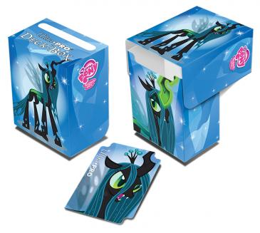 MLP Deck Box- Queen Chrysalis
