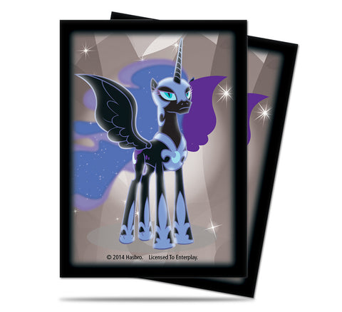 MLP Card Sleeves - Nightmare Moon