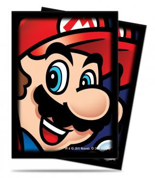 Super Mario Card Sleeves - Mario