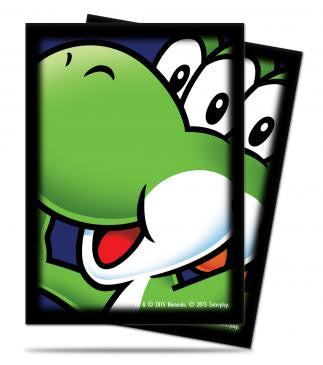 Super Mario Card Sleeves - Yoshi