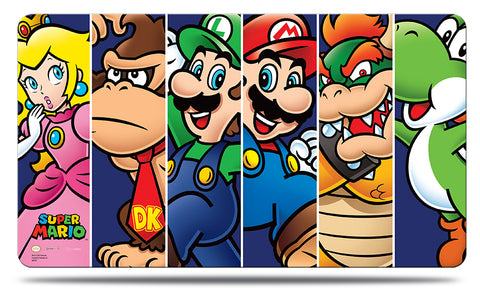 Mario Play Mat - Mario & Friends