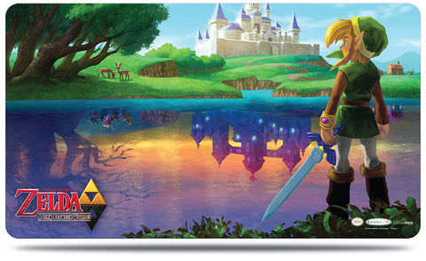 Zelda Play Mat - Link Between Worlds