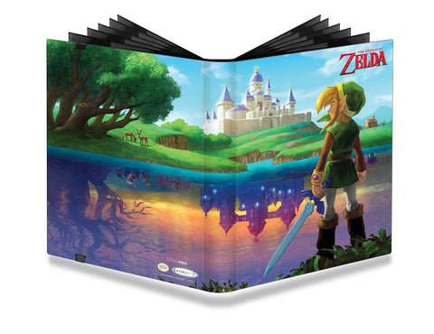 Zelda Pro Binder - A Link Between Worlds