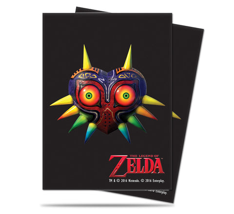 Zelda Card Sleeves - Majora's Mask