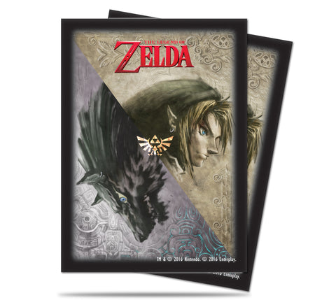 Zelda Card Sleeves - Twilight Princess