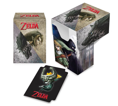 Zelda Deck Box - Twilight Princess