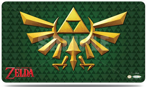 Zelda Play Mat - Green Crest