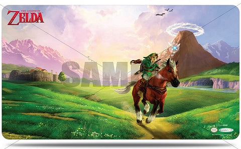 Zelda Play Mat - Link and Epona