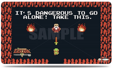 Zelda Play Mat - Dangerous
