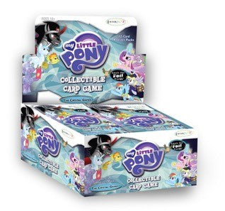 MLP CCG Crystal Games Boosters 36-Pack