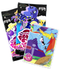MLP Series 3 2-Pack Blister Plus Foil Sticker