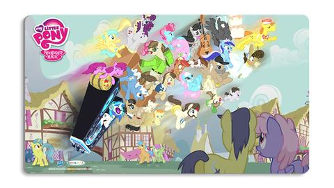 MLP Play Mat - 100th Episode