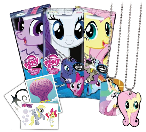 MLP Dog Tag Fun Packs (Series 2)