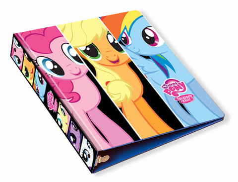 "MLP Trading Card & Dog Tag Binder (""Muffins"") Bundle"