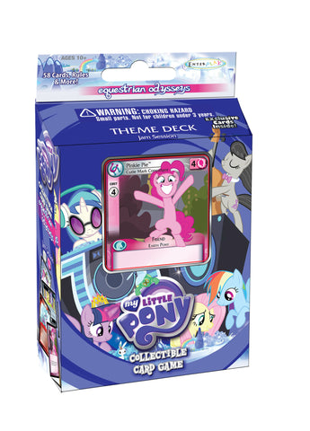 MLP CCG EO Jam Session Theme Deck
