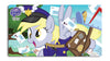 MLP Play Mat - Equestrian Mailmare