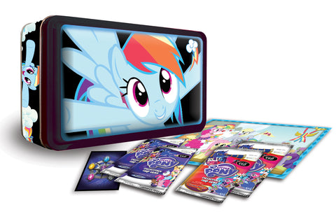 MLP CCG Collector's Tin - Rainbow Dash