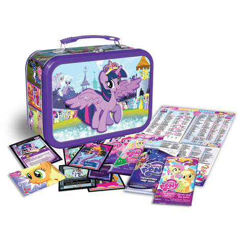 MLP Tin - Twilight Sparkle - stuffed with collectible fun!