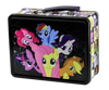 MLP Tin - Mane 6 (Canterlot) - stuffed with collectible fun!