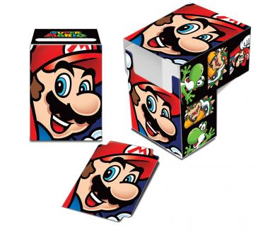 Super Mario Deck Box - Mario